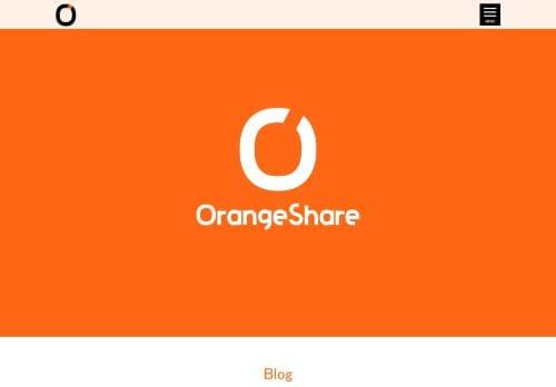 株式会社OrangeShare -オレンジシェア